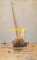 62 Boulogne Sur Mer, Beau Lot De 5 Cartes De Voiliers, éd. Tuck's - Boulogne Sur Mer