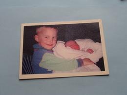 NELE > 24 Feb 1998 ( Bernaers - Daneels ) > Kruibeke ( Zie / Voir Photo ) ! - Naissance & Baptême