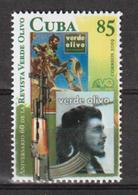 Cuba 2019 60th Anniversary Of Olive Green`s Magazine(Camilo Y Che) 1v MNH - Nuovi