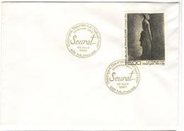 18069 - SEURAT - Marcophilie (Lettres)