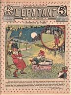 Rare Revue L'épatant 22 Décembre 1910 Avec Bd Des Pieds Nickelés - Otras Revistas