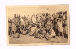 Ruanda.Un Coin Du Marché De Butare. - Ruanda Urundi