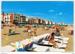 CAORLE:  SPIAGGIA  DI  PONENTE  S. MARGHERITA  -  FG - Venezia