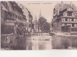 CPA - 98. STRASBOURG La Petite France - Strasbourg