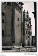CREMONA:  CATTEDRALE  -  FACCIATA  DALLA  PIAZZA  S. ANTONIO  MARIA  ZACCARIA  -  FOTO  -  FG - Chiese E Conventi