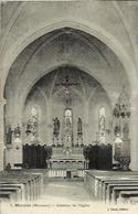 2364 Marcillé - Intérieur De L'Eglise - France