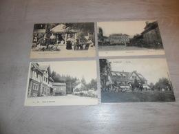 Beau Lot De 14 Cartes Postales De Belgique  Spa  Mooi Lot Van 14 Postkaarten Van België  Spa - 14 Scans - Cartes Postales