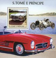 Sao Tome 2003 Mercedes ,cars - Sao Tome And Principe