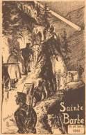 Armée - SAINTE BARBE Gr. Art. Fort 5 - Année 1914. - Schweiz