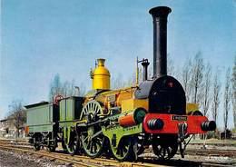 68 - Musée Français Du Chemin De Fer Mulhouse - Locomotive Buddicom Saint Pierre - Trains