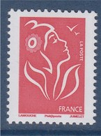 = Marianne De Lamouche Phil@poste TVP Rouge 3734b Neuf Type Gommé - 2004-08 Marianne Of Lamouche