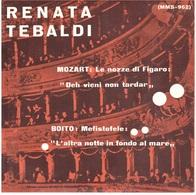 RENATA TEBALDI MOZART BOITO - Classica