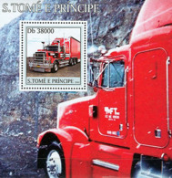 Sao Tome 2003 Trucks - Sao Tome And Principe