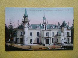 HARDRICOURT. Le Château Des Tourelles. - Hardricourt