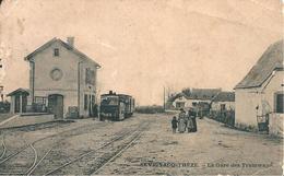 [64] Pyrénées-Atlantiques > Sevignacq Thèze - La Gare Des Tramways - 1908 - France