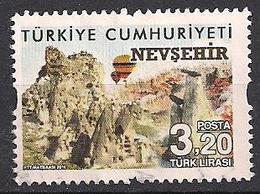 Türkei  (2016)  Mi.Nr.    Gest. / Used  (15fg31) - 1921-... Republiek