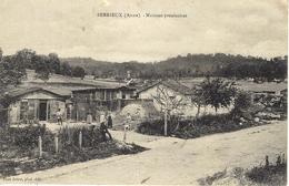 BERRIEUX - Maisons Provisoires -ed. Ruet Jeune  Animé - Autres Communes