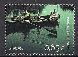 Finnland  (2004)  Mi.Nr.  1706  Gest. / Used  (15fg28)  EUROPA - Finland