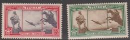 Italy PA 37-38 1932 50th Anniversary Death Of Garibaldi Air Express Mail, Mint Hinged - Mint/hinged