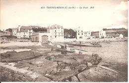 TREBEURDEN (22) Le Port - Trébeurden