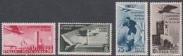 Italy PA 69-72 1934 2nd World Soccer Championship, Mint Hinged - 1900-44 Vittorio Emanuele III