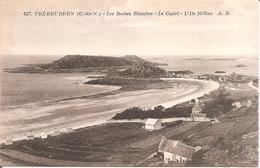 TREBEURDEN (22) Les Roches Blanches - Le Castel - L'Ile Millau - Trébeurden