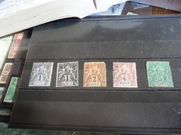 MAYOTTE   FRANCE - Unused Stamps