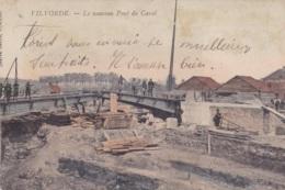 Vilvorde Le Nouveau Pont Du Canal Circulée En 1906 - Vilvoorde
