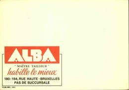 BELGIQUE - Publibel , Support Publicitaire Avant L' Impression De La Valeur - L 30629 - Stamped Stationery