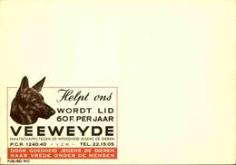 BELGIQUE - Publibel , Support Publicitaire Avant L' Impression De La Valeur - L 30631 - Stamped Stationery