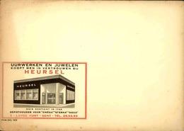 BELGIQUE - Publibel , Support Publicitaire Avant L' Impression De La Valeur - L 30634 - Stamped Stationery