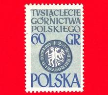 Nuovo - MNH - POLONIA - 1961 - 1000 Anni Dell'industria Estrattiva Polacca - Sigillo Di Bytom, 14  Secolo - 60 Gr - 1944-.... Repubblica