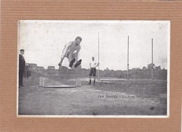 CPA Les Sports, Saut En Longueur - Atletismo