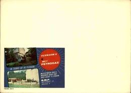 BELGIQUE - Publibel , Support Publicitaire Avant L' Impression De La Valeur - L 30639 - Stamped Stationery