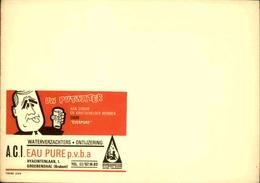 BELGIQUE - Publibel , Support Publicitaire Avant L' Impression De La Valeur - L 30640 - Stamped Stationery