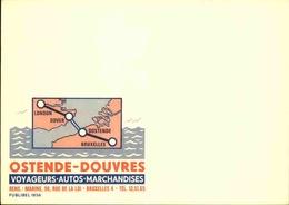 BELGIQUE - Publibel , Support Publicitaire Avant L' Impression De La Valeur - L 30644 - Stamped Stationery