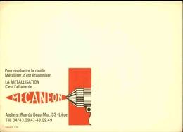 BELGIQUE - Publibel , Support Publicitaire Avant L' Impression De La Valeur - L 30648 - Stamped Stationery