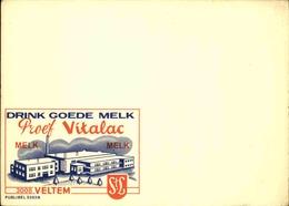 BELGIQUE - Publibel , Support Publicitaire Avant L' Impression De La Valeur - L 30656 - Stamped Stationery