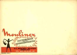 BELGIQUE - Publibel , Support Publicitaire Avant L' Impression De La Valeur - L 30657 - Stamped Stationery