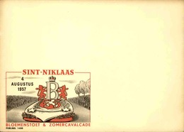 BELGIQUE - Publibel , Support Publicitaire Avant L' Impression De La Valeur - L 30658 - Stamped Stationery