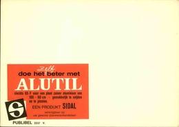 BELGIQUE - Publibel , Support Publicitaire Avant L' Impression De La Valeur - L 30663 - Stamped Stationery