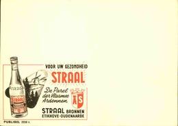 BELGIQUE - Publibel , Support Publicitaire Avant L' Impression De La Valeur - L 30664 - Stamped Stationery