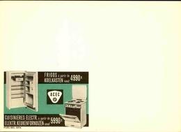 BELGIQUE - Publibel , Support Publicitaire Avant L' Impression De La Valeur - L 30666 - Stamped Stationery