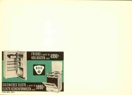 BELGIQUE - Publibel , Support Publicitaire Avant L' Impression De La Valeur - L 30667 - Stamped Stationery