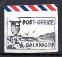 Galapagos POST OFFICE (g260) - Ecuador