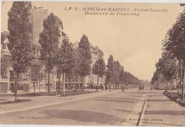 MARCQ EN BAROEUL  Croisé Laroche  Boulevard De Tourcoing - Marcq En Baroeul