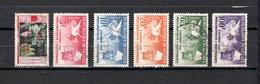 Guinea   1958-59  .-   Y&T   Nº    2-3/7 - República De Guinea (1958-...)
