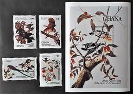 # Ghana 1984**Mi.1107-11 Birds , MNH [23;72] - Other