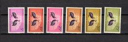 Guinea   1961  .-   Y&T   Nº    63/67    *   ( C/charniere ) - República De Guinea (1958-...)