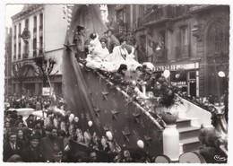 71  Saône Et Loire - CHALON-sur-SAÔNE -  Carnaval - Char - Cpsm - 1965 - Carnaval